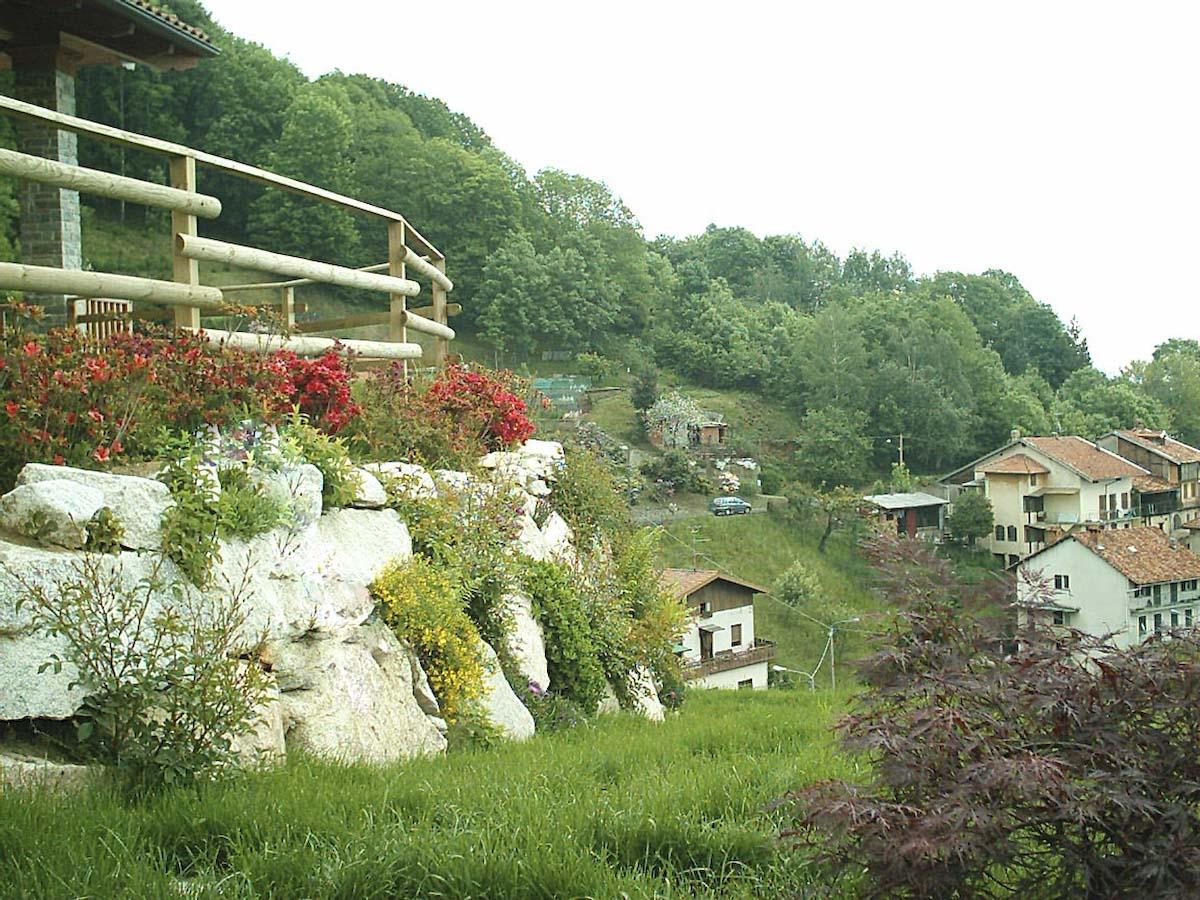 Realizzazione Giardini Moderni : Giardini le alpi biella