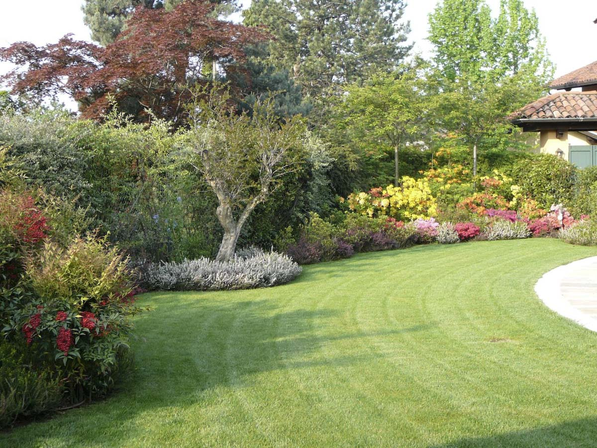 Giardini le alpi biella for Piante e giardini